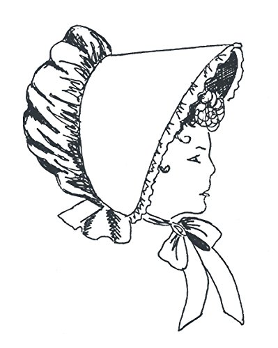 Sunbonnet Girl - Sunbonnet- Woman's and Girl's Pattern