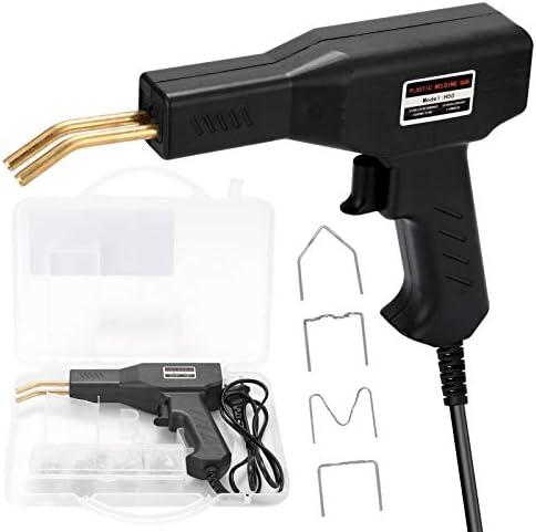 OIMERRY 1400PCS Plastic Repair Hot Staples for Welding PVC ABS Nylon Plastic