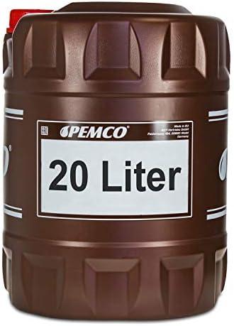 1 X 20l Pemco Ipoid 595 75w 90 Gl 5 Synthetisches Schaltgetriebeöl Achsöl Limited Slip Auto