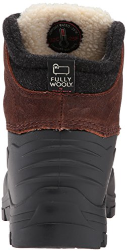 ... Woolrich Menns Fw Green Bay Snø Boot Java ...