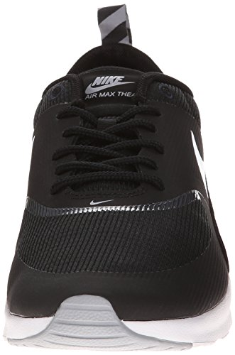 Sneaker white Thea Grey Schwarz Damen anthrct Black NIKE Air Max Wolf 007 7CHgWqI