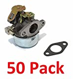 50 CARBURETORS for Tecumseh 632107 632107A TORO 521 Small Engine Mower Generator by The ROP Shop