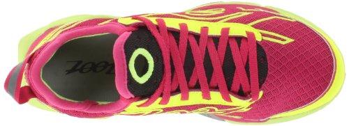 Zoot W OVWA 2.0 safety yellow/beet/black W OVWA-W - Zapatos para correr para mujer Rosa (Rose (Beet Safety Yellow))