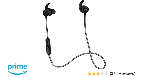 Amazon.com: JBL Reflect Mini Bluetooth in-Ear Sport Headphones, Black: Electronics