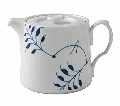 (Royal Copenhagen Blue Fluted Mega Teapot)
