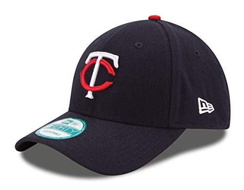 MLB Youth The League Minnesota Twins 9Forty Adjustable Cap
