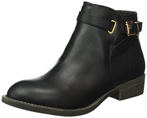 Another Pair of Shoes Avae1, Botines para Mujer Negro (black01)