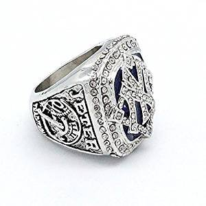 Father's Day World Series New York Yankees Derek Jeter 2009 Championship Replica Ring Size 11 Gifts Men Fans (Fan Series Yankees)