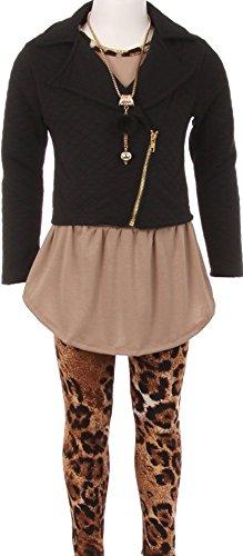Vest Skirt Combination - 4