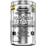 Muscletech Platinum 100% Glutamine Supplement Unflavored, 10.65 oz.