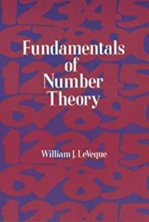 Topics in Number Theory, Volumes I and II: 1&2 (Dover Books on Mathematics)