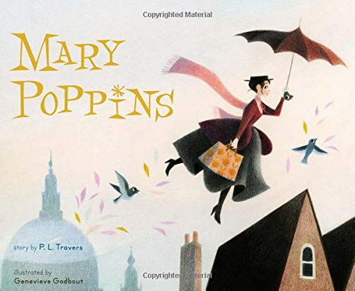 - Mary Poppins (picture book)