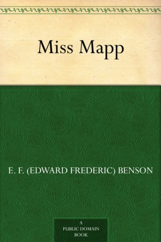 Miss Mapp (Lucia Book 2)