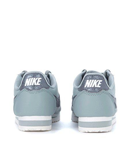 Grey MUJE Classic Cortez Zapatillas Gris Nike q6T17nT