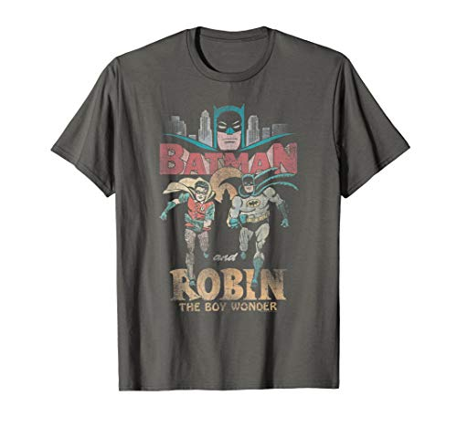 (Batman Classic TV Series Classic Duo T Shirt )