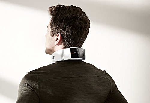 Sharper Image 3-In-1 Heated Neck Therapy with Remote by Sharper Image