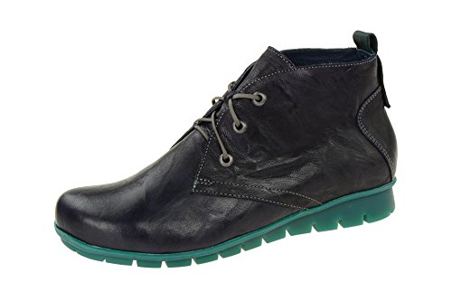 Boots Women's 1 Blue 81074 84 Think Dark aqxz7gwSwH