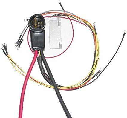 amazon.com: cdi electronics mercury marine 414-2770 internal engine  harnesses: sports & outdoors  amazon.com