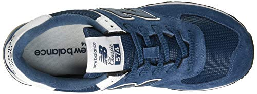 574v2 Blu New Sneaker Balance Uomo g5wxqFf7Sn