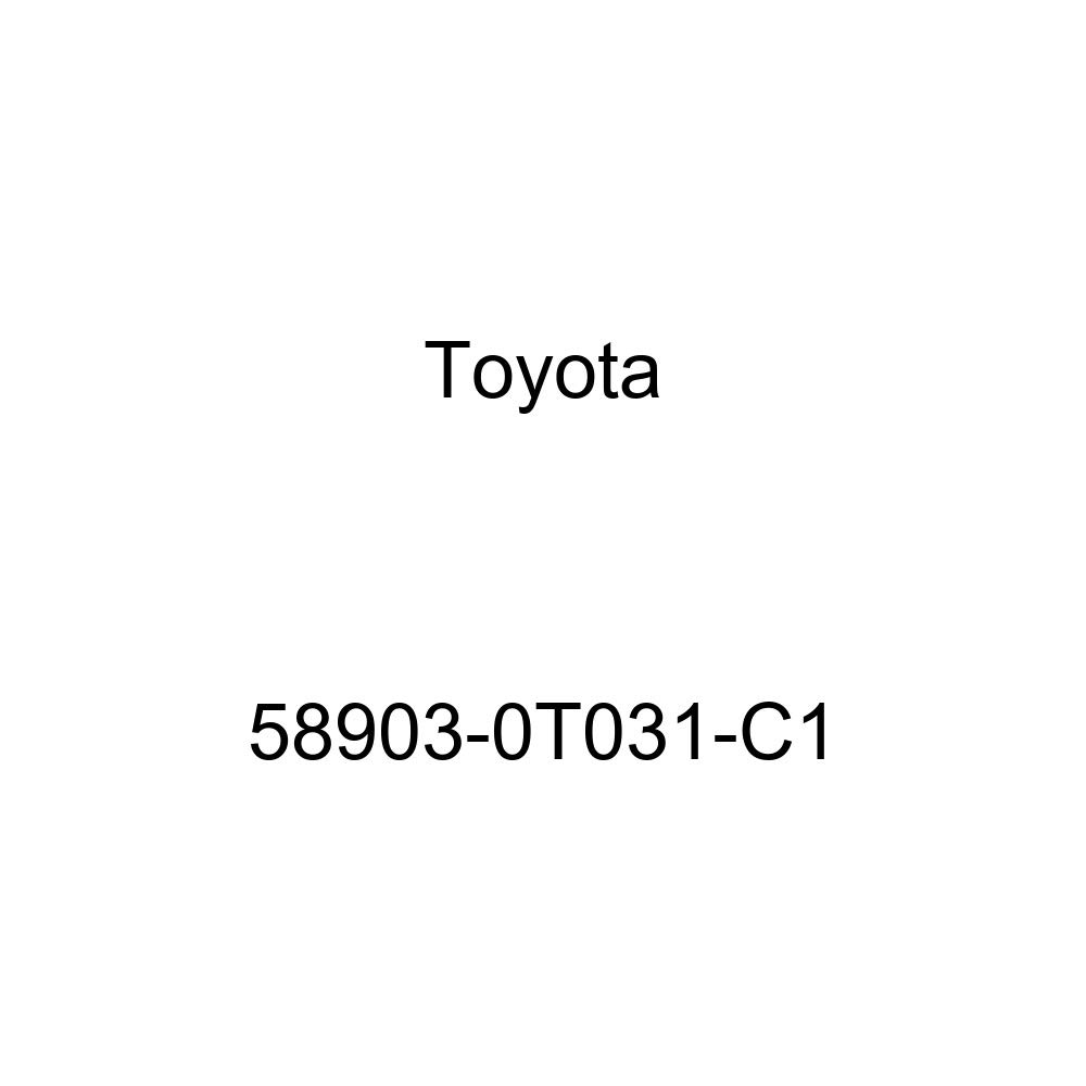 Toyota 58903-0T031-A0 Console Panel Sub Assembly