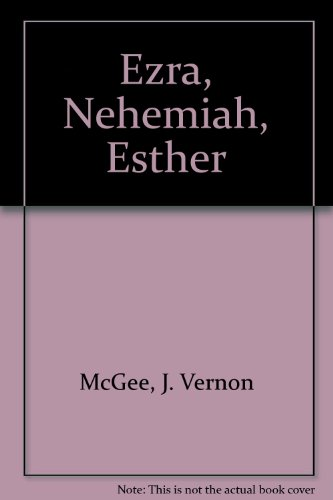Ezra, Nehemiah, Esther from Brand: Thomas Nelson Incorporated