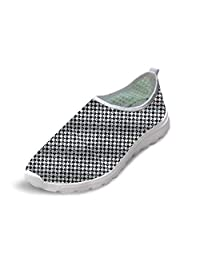 Owaheson Trail Runner Running Shoe Casual Sneakers Shadow Checkered Flag