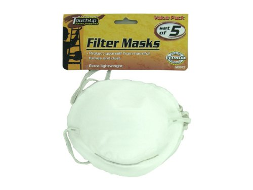 Filter masks - Pack of 96 by bulk buys