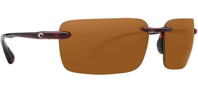 Costa Cayan 580P - Gafas de Sol polarizadas - AY10OCP, Temple Length: 125mm,