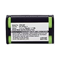 Batería Sony BP-HP550-11 - Repuesto para Sony BP-HP550-11 Batería para auricular