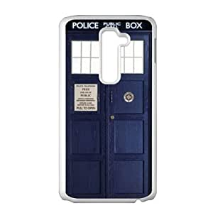 Popular Doctor Who Fahionable And Popular Back Case Cover For LG G2
