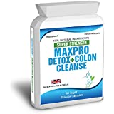 60 Max Cleanse Pro Colon Cleanse Detox Diet Slimming