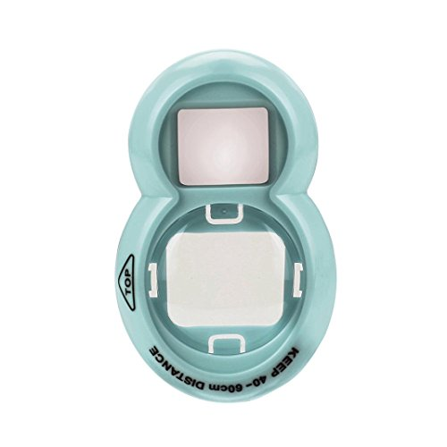 Up Color Lens Filter Set Selfie Mirror for Fujifilm Instax Mini 9/8/8+/7s Camera (Blue) ()