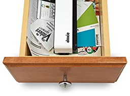 Doxie Go Plus - the smarter portable document scanner with rechargeable battery & amazing software