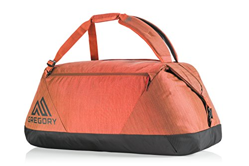 Cheap Gregory Mountain Products Stash 65 Liter Duffel Bag, Autumn Rust, One Size
