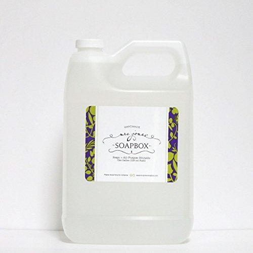 Mrs. Jones' Soapbox :: All-Purpose Dilutable REFILL 1/2 gallon or (Cedarwood Window Box)