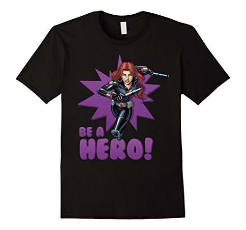 marvel black widow t shirt - 3
