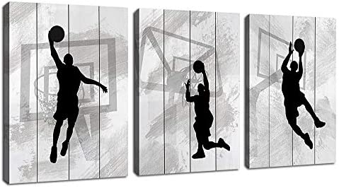 Basketball Pictures Painting Contemporary Decoration product image