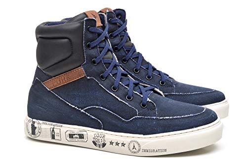 Sapato Casual Fork Masculino Marinho