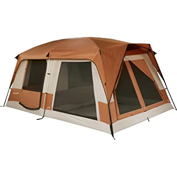 Amazon Com Eureka Copper Canyon 1610 Tent Sleeps 6