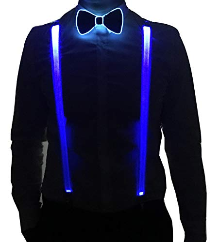 RaveLife Light Up Bow Tie LED El wire