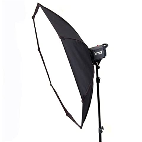 CowboyStudio 78-Inch Pro Octogan SoftBox for Strobe Studio with Speed Ring (78IN OCTA SOFTBOX) (Cowboy Studio Speedring)