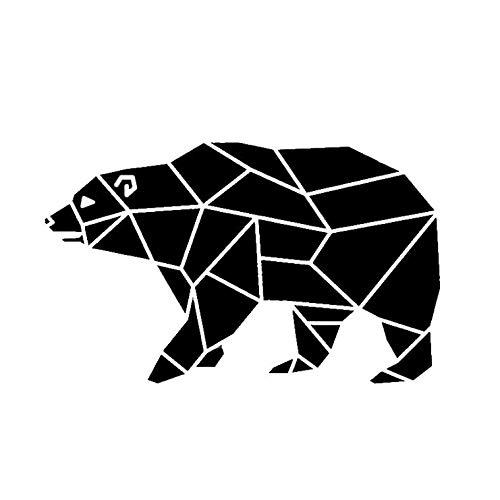 FXQ Wall Sticker 3pcs Design Medley Artistical Bear Room Switch PVC Decor Wall Sticker
