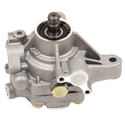 Evergreen SP-1341 Power Steering Pump fit 03-05 Honda Accord 2.4 DOHC K24A4 56110-RAA-A01 2003 Honda Accord Power Steering Pump