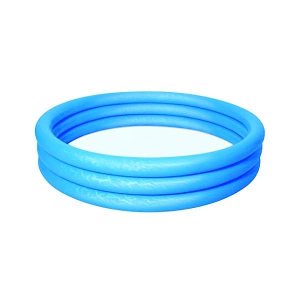 Bestway 51026 - Piscina gonfiabile a 3 anelli, ca. 152 x 30 cm, Colori assortiti 2 spesavip