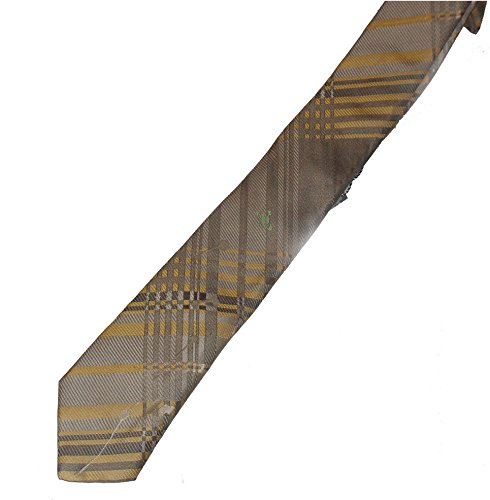 Westwood Silk Men's Skinny Vivienne Tie Yellow Hq7w71d
