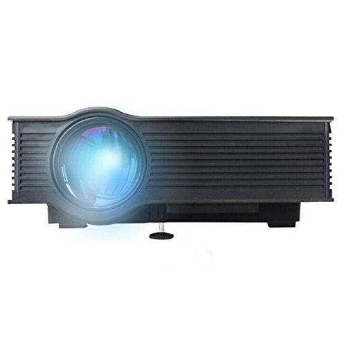 Cebbay UC40 + Pro LED Cine en casa Proyector de Juegos HD 1080P ...
