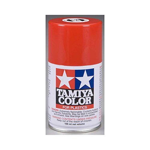 Tamiya USA TAM85008 Spray Lacquer TS-8 Italian Red