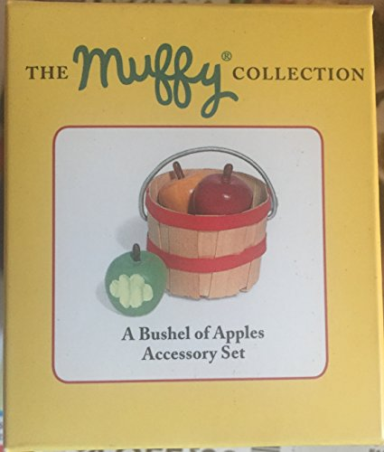 Muffy Vanderbear Collection A Bushel of Apples Accessory Set from Nabco