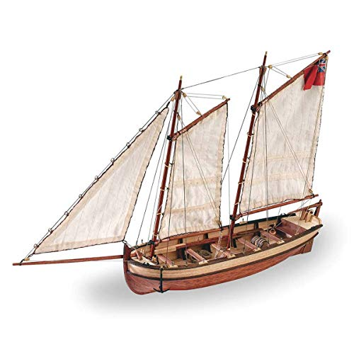 Artesania Latina 19015 1/50 HMS ENDEAVOUR'S Longboat - V ()