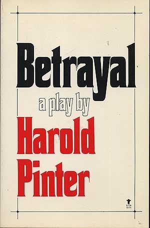 Betrayal: A Play